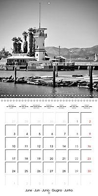 SAN FRANCISCO Monochrome Highlights (Wall Calendar 2019 300 × 300 mm Square) - Produktdetailbild 6
