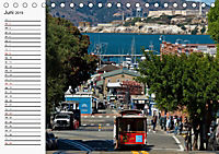 San Francisco PerspektivenCH-Version (Tischkalender 2019 DIN A5 quer) - Produktdetailbild 6