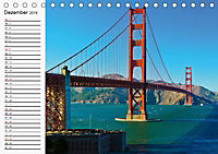 San Francisco PerspektivenCH-Version (Tischkalender 2019 DIN A5 quer) - Produktdetailbild 12