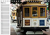 San Francisco PerspektivenCH-Version (Tischkalender 2019 DIN A5 quer) - Produktdetailbild 3
