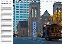 San Francisco PerspektivenCH-Version (Tischkalender 2019 DIN A5 quer) - Produktdetailbild 9