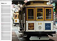 San Francisco PerspektivenCH-Version (Wandkalender 2019 DIN A3 quer) - Produktdetailbild 3