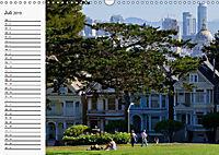 San Francisco PerspektivenCH-Version (Wandkalender 2019 DIN A3 quer) - Produktdetailbild 7