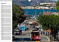 San Francisco PerspektivenCH-Version (Wandkalender 2019 DIN A3 quer) - Produktdetailbild 6