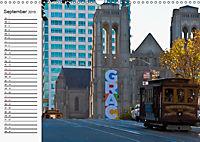 San Francisco PerspektivenCH-Version (Wandkalender 2019 DIN A3 quer) - Produktdetailbild 9