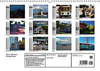 San Francisco PerspektivenCH-Version (Wandkalender 2019 DIN A3 quer) - Produktdetailbild 13
