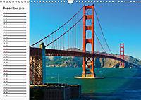 San Francisco PerspektivenCH-Version (Wandkalender 2019 DIN A3 quer) - Produktdetailbild 12