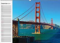 San Francisco PerspektivenCH-Version (Wandkalender 2019 DIN A2 quer) - Produktdetailbild 12