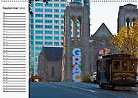 San Francisco PerspektivenCH-Version (Wandkalender 2019 DIN A2 quer) - Produktdetailbild 9