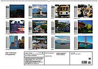 San Francisco PerspektivenCH-Version (Wandkalender 2019 DIN A2 quer) - Produktdetailbild 13