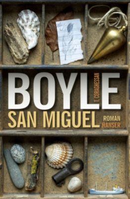 San Miguel, T.c. Boyle