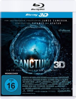 Sanctum - 3D-Version, John Garvin, Andrew Wight