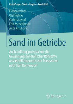 Sand im Getriebe, Florian Weber, Olaf Kühne, Corinna Jenal, Erik Aschenbrand, Ante Artukovic