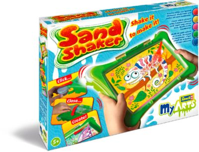 Sand Shaker (Basic)