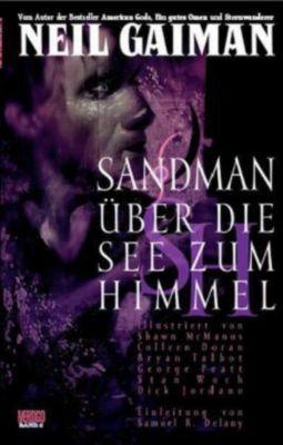 Sandman Band 5: Über die See zum Himmel, Neil Gaiman