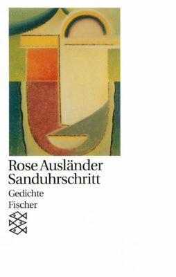 Sanduhrschritt, Rose Ausländer