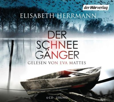 Sanela Beara Band 2: Der Schneegänger (6 Audio-CDs), Elisabeth Herrmann