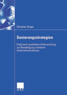 Sanierungsstrategien, Christian Grape