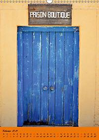 Sansibars Türenkunst (Wandkalender 2019 DIN A3 hoch) - Produktdetailbild 2