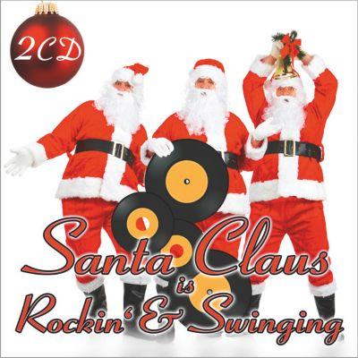 Santa Claus is Rockin` & Swinging, Diverse Interpreten