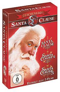 Santa Clause Geschenkbox - Produktdetailbild 1