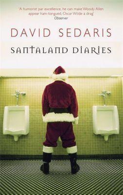 Santaland Diaries, David Sedaris