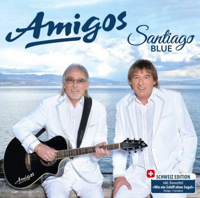 Santiago Blue - Schweizer Edition, Amigos