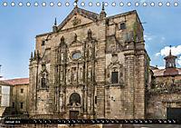 Santiago de Compostela - Ziel einer Pilgerreise (Tischkalender 2019 DIN A5 quer) - Produktdetailbild 1
