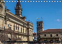Santiago de Compostela - Ziel einer Pilgerreise (Tischkalender 2019 DIN A5 quer) - Produktdetailbild 8