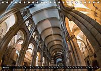 Santiago de Compostela - Ziel einer Pilgerreise (Tischkalender 2019 DIN A5 quer) - Produktdetailbild 5