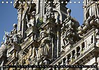 Santiago de Compostela - Ziel einer Pilgerreise (Tischkalender 2019 DIN A5 quer) - Produktdetailbild 7