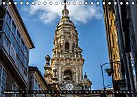 Santiago de Compostela - Ziel einer Pilgerreise (Tischkalender 2019 DIN A5 quer) - Produktdetailbild 11