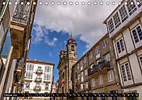 Santiago de Compostela - Ziel einer Pilgerreise (Tischkalender 2019 DIN A5 quer) - Produktdetailbild 2