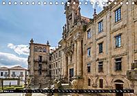 Santiago de Compostela - Ziel einer Pilgerreise (Tischkalender 2019 DIN A5 quer) - Produktdetailbild 3