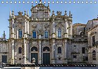 Santiago de Compostela - Ziel einer Pilgerreise (Tischkalender 2019 DIN A5 quer) - Produktdetailbild 4