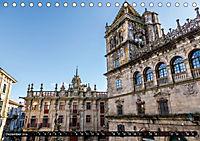 Santiago de Compostela - Ziel einer Pilgerreise (Tischkalender 2019 DIN A5 quer) - Produktdetailbild 12