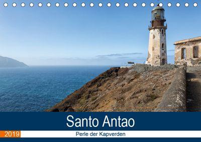Santo Antao, Perle der Kapverden (Tischkalender 2019 DIN A5 quer), Andreas Klesse