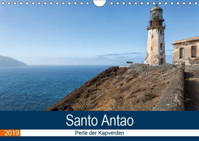 Santo Antao, Perle der Kapverden (Wandkalender 2019 DIN A4 quer), Andreas Klesse