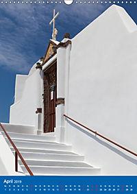 Santorin - Einblicke (Wandkalender 2019 DIN A3 hoch) - Produktdetailbild 4