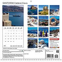 SANTORINI Caldera Views (Wall Calendar 2019 300 × 300 mm Square) - Produktdetailbild 13