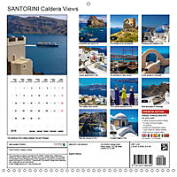 SANTORINI Caldera Views (Wall Calendar 2019 300 × 300 mm Square) - Produktdetailbild 13