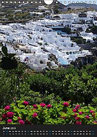 Santorini - Greece (Wall Calendar 2019 DIN A4 Portrait) - Produktdetailbild 6