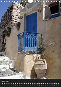 Santorini - Greece (Wall Calendar 2019 DIN A4 Portrait) - Produktdetailbild 5