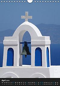 Santorini - Greece (Wall Calendar 2019 DIN A4 Portrait) - Produktdetailbild 4