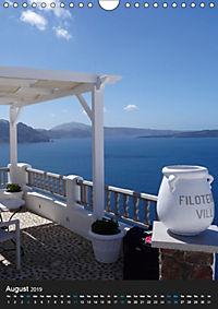 Santorini - Greece (Wall Calendar 2019 DIN A4 Portrait) - Produktdetailbild 8