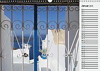 SANTORINI - Idyll auf dem Vulkan (Wandkalender 2019 DIN A3 quer) - Produktdetailbild 1