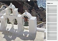 SANTORINI - Idyll auf dem Vulkan (Wandkalender 2019 DIN A3 quer) - Produktdetailbild 3