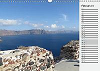 SANTORINI - Idyll auf dem Vulkan (Wandkalender 2019 DIN A3 quer) - Produktdetailbild 2
