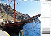 SANTORINI - Idyll auf dem Vulkan (Wandkalender 2019 DIN A3 quer) - Produktdetailbild 9