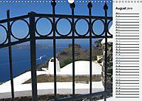 SANTORINI - Idyll auf dem Vulkan (Wandkalender 2019 DIN A3 quer) - Produktdetailbild 8